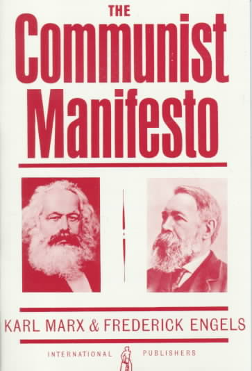 Manifesto of the Communist Party By Marx, Karl/ Engels, Friedrich